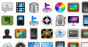 32px Mantra Icons