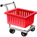 Cart, Ecommerce, Empty, Shopping, Webshop Icon
