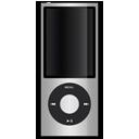 Apple, Ipod, Silver Icon