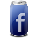 Can, Drink, Facebook Icon