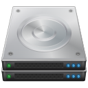 Disk, Server Icon