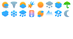 Iconjoy Weather Icons