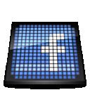 Facebook, Led, Media, Social Icon