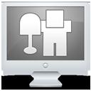 Digg, Monitor, Screen Icon