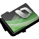 Dark, Excel, Overlay Icon