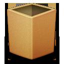 Cardbox, Empty, Trash Icon
