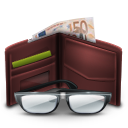 Advertising, Euro, Money, Wallet Icon