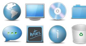 Micr OS Icons