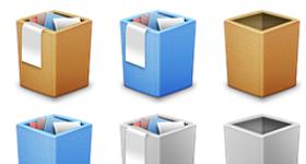 Trashbox Icons