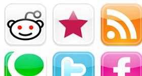 Web 2 Icons