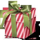 Christmas, Gift, Present Icon