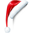 Christmas, Hat, Santa, Santas Icon