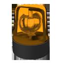 Cat, Lamp Icon