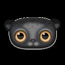 Animal, Black, Leopard Icon