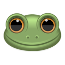 Animal, Frog Icon