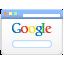 Browser, Chrome, Google, Seo, Website Icon