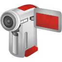Camcorder, Digital Icon