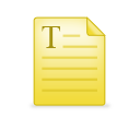 Document, Notes Icon