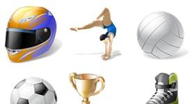 Vista Style Sport Icons