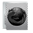 Firefox, Metal Icon