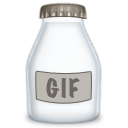Fyle, Gif, Type Icon