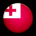 Flag, Of, Tonga Icon