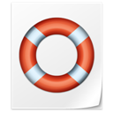 File, Help Icon
