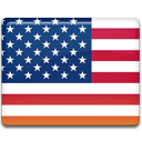 Flag, States, United Icon