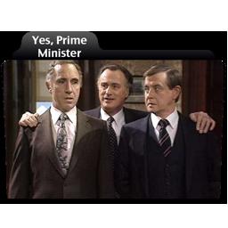 О да, премьер-министр - это уже совсем не человек