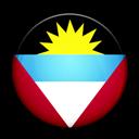 And, Antigua, Barbuda, Flag, Of Icon