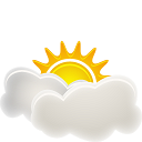 Interval, Sunny Icon