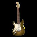 Bright, Guitar, Orange, Stratocaster Icon