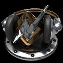 v, Winamp Icon