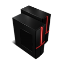 Connected, Drive, Network Icon
