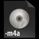 File, M4a Icon
