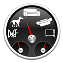 Dashboard, Simpsons Icon