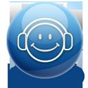 Headphones, Listen, Music Icon