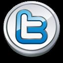 Button, Round, Twitter Icon