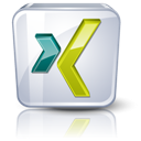Detail, High, Xing Icon
