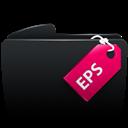 Black, Eps, Folder Icon