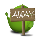 Adium, Away Icon