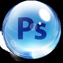 Glass, Photoshop Icon
