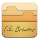 Browser, File Icon