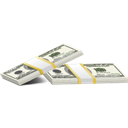 Money, Pile Icon