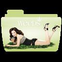 Folder, Movie, Weeds Icon