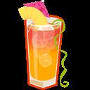 Cocktail, Mai, Tai Icon