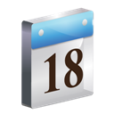 3d, Date, Icon Icon