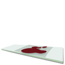 Blood, Slide Icon