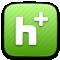 Hulu, Rounded Icon