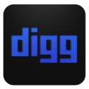 Blueberry, Digg Icon